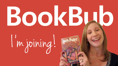 Announcement: I'm Joining the BookBub Team!
