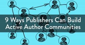 Publishers Build Author Communities