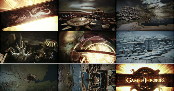 The 5 Most Epic TV Show Opening Title Sequences