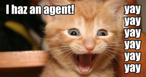 Meet My New Literary Agent… Eric Smith at P.S. Literary