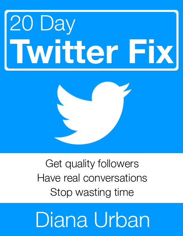 20 Day Twitter Fix