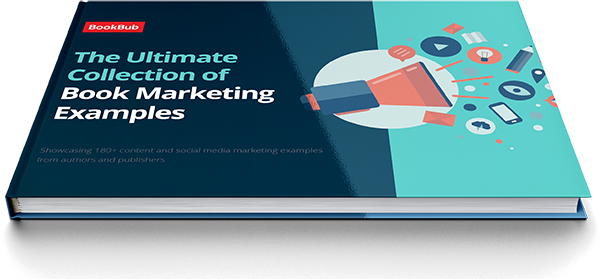 Ultimate Collection of Book Marketing Examples