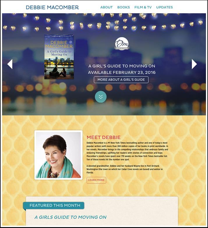 Debbie Macomber's Website