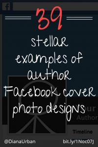 Pinterest Author Cover Photo Designs