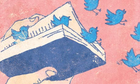 How to Keep Up With Your Favorite Authors on Twitter