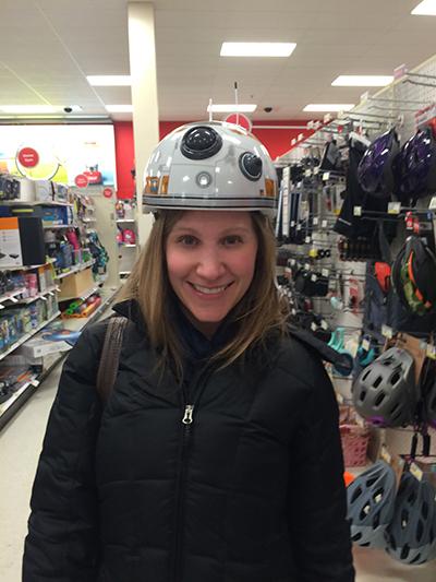 Diana Urban BB8 Helmet