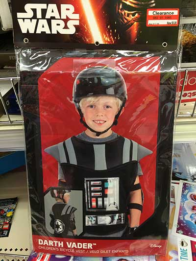 Star Wars Bike Vest