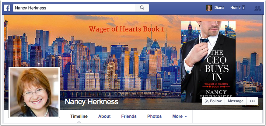 Nancy Herkness Facebook Page