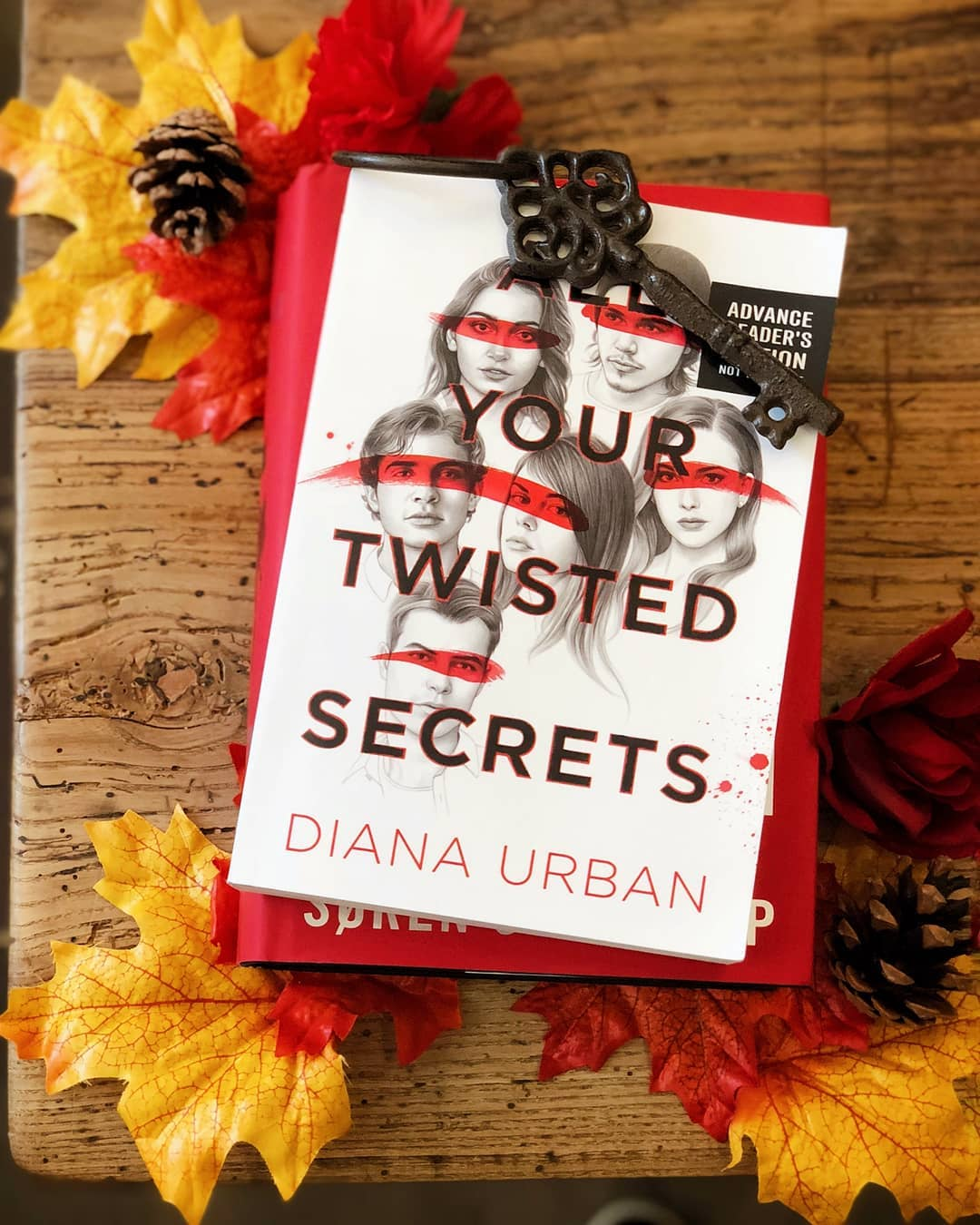 All Your Twisted Secrets with Autumn Leaves