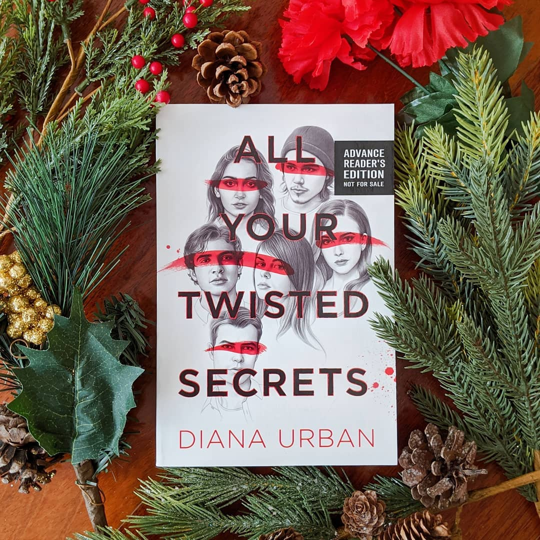 All Your Twisted Secrets with Christmas Decorations